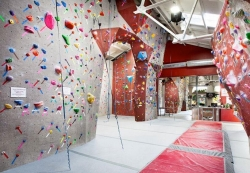 Santa Barbara Rock Gym brings the Mountain to Downtown SB
