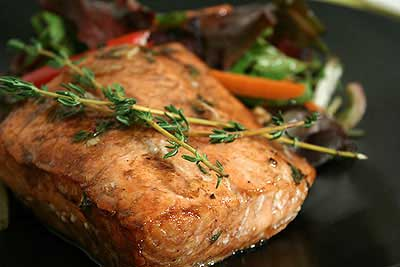 baked_salmon_with_mustard_and_herb