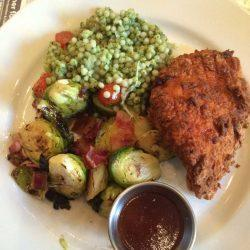 Proteins Greens & Grains: Silvergreens' New Balanced Menu