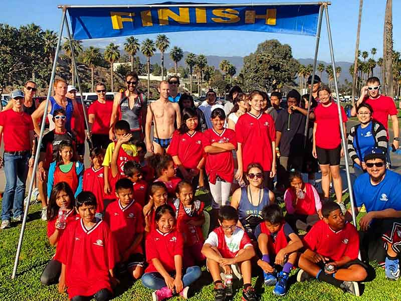 Santa Barbara Iron Team