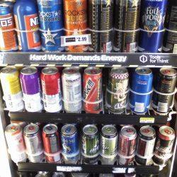 Know what you're drinking: Energy Drinks