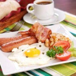 Eat Breakfast to Stay Lean!