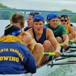 Spotlight: UCSB Rowing